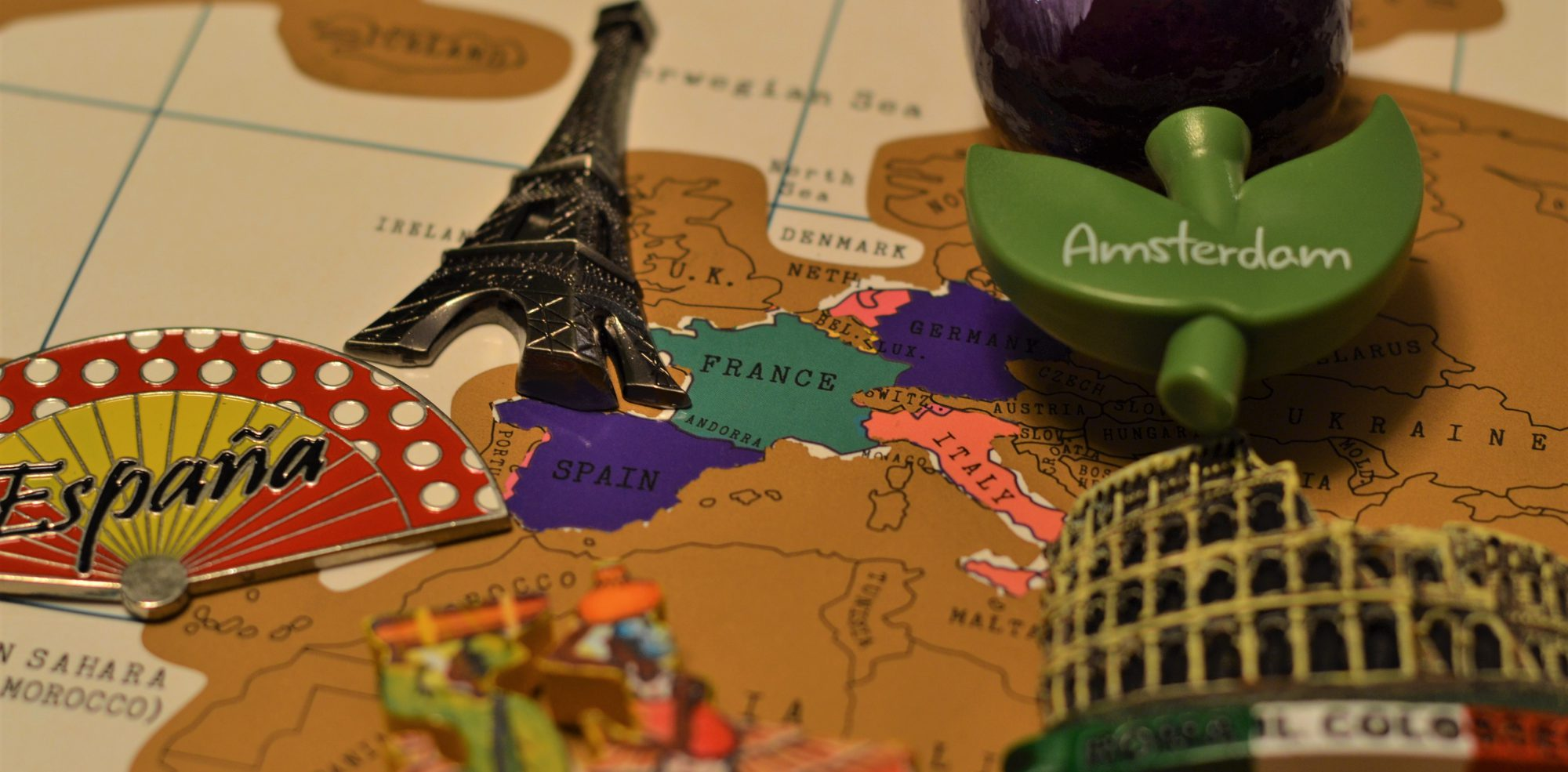 Maps and Magnets