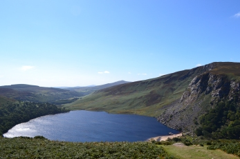 Guiness Lake, Co. Wicklow, Ireland.